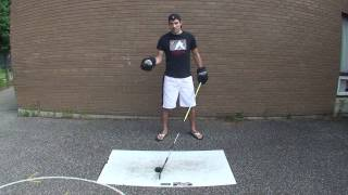 getlinkyoutube.com-The Two Types of Wrist Shots EVERY HOCKEY PLAYER Should Know