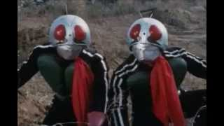getlinkyoutube.com-Kamen Riders Ichigo and Nigo get nuke'd (Kamen Rider V3)