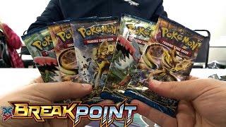 getlinkyoutube.com-CRAZY BREAKPOINT PRERELEASE!! | Pokemon XY Cards