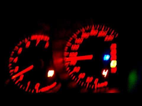Mazda 3 2004 acceleration test