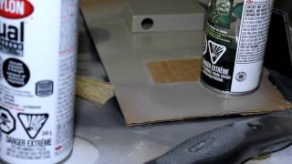 "getlinkyoutube.com-Spray Paint ""Splatter"" Effect - Box Mod painting - Tutorial"