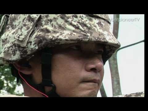 No Pain No Gain (Ops Diaries - SAF in Afghanistan Episode 1)