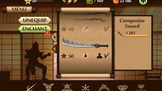 getlinkyoutube.com-Shadow Fight 2 - Composite Sword