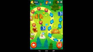 getlinkyoutube.com-Cut the Rope 2 - Амням 2 на Android (обзор, review)