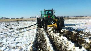 getlinkyoutube.com-Plowing 6.5 feet deep with Soil-Max Stealth ZD
