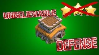 getlinkyoutube.com-Clash Of Clan TH9 War Base War Replays -  (Anti GOHO - LAVANOONIAN)