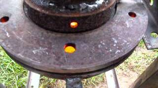 getlinkyoutube.com-waste oil burner 2 try out