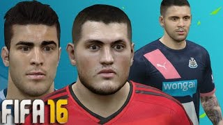 getlinkyoutube.com-FIFA 16 Player Faces Update Ft. Asensio, Mitrovic, Ruben Neves and more!