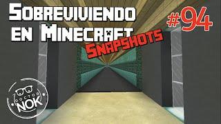 getlinkyoutube.com-Sobreviviendo en Minecraft #94 - Decorando el túnel