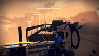 getlinkyoutube.com-Destiny - Flayer Mantle farming by soloing Dust Palace nightfall