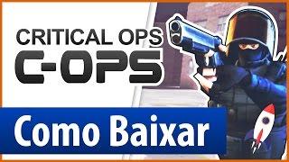 Como Baixar Critical Ops no PC - Jogar Critical Ops para PC Sem Navegador | Tutorial Atualizado