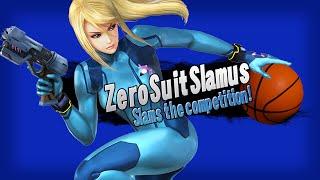getlinkyoutube.com-【Smash 4】 ZERO SUIT SLAMUS