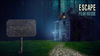 """Escape-fear house #4/ Прохождение """"Побег- дом ужасо"""