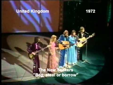 Eurovision Song Contest Runners-up - Part 1/2: 1956 - 1983