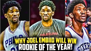 getlinkyoutube.com-Why Joel Embiid WILL WIN the 2017 NBA Rookie Of The Year!