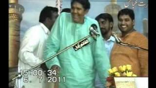 Zakir Mukhtar Hussain Khokhor Jashan 03 Shahban 2011