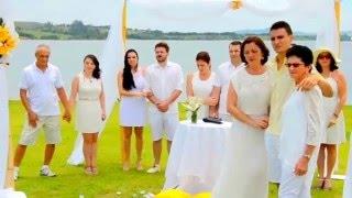 getlinkyoutube.com-Noiva faz surpresa para o noivo antes de entrar, MUITO EMOCIONANTE!!!