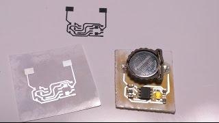 getlinkyoutube.com-No-etch circuit boards with your laser printer