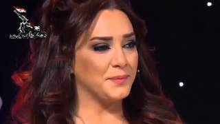 getlinkyoutube.com-أذينة العلي يغني لسوريا وسلاف فواخرجي تبكي