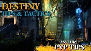 getlinkyoutube.com-Destiny Tips and Tactics - How to Get Better at PvP Multiplayer (Asylum Alpha Rush Tactics)