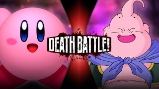 getlinkyoutube.com-Kirby VS Majin Buu | DEATH BATTLE!