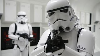 getlinkyoutube.com-Why Can't STORMTROOPERS Ever Hit Anything?!