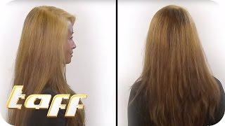 getlinkyoutube.com-Do-it-Yourself: Blonde Haare | taff | ProSieben