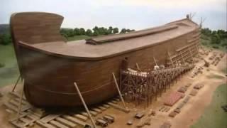 """getlinkyoutube.com-الخبر الذي هز العالم """"صور سفينة نوح عليه السلام"""" على جبل الجودي"""