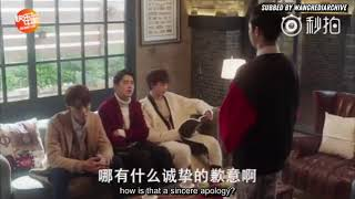[CUT/ENGSUB] Meteor Garden Episode 17 Cut 2