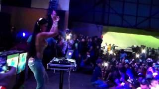 getlinkyoutube.com-Rosita 31/05/2014 XX Aniversario de Dj Tkila en Casa Portuguesa