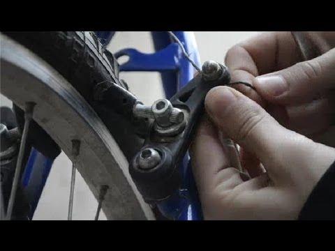 Como ajustar los frenos de una bicicleta : Como ajustar los frenos de una bicicleta