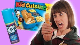 getlinkyoutube.com-Childhood Snacks Taste Test