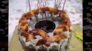 getlinkyoutube.com-Bobinado de ventilador monofasico  900rpm