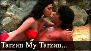 getlinkyoutube.com-Tarzan - Tarzan My Tarzan Aaja Me Sekha Tuje Pyar - Alisha Chinoy