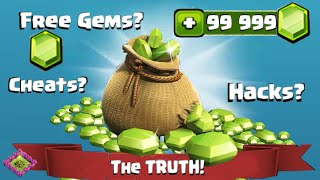 getlinkyoutube.com-Clash of Clans Hack Cheats Free Gems   The TRUTH!