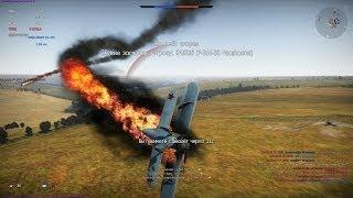 getlinkyoutube.com-Русский Мясник в War Thunder