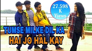 Tumse Milke Dilka Hai Jo Haal | Dance Video |From Main Hoon Na | SRK
