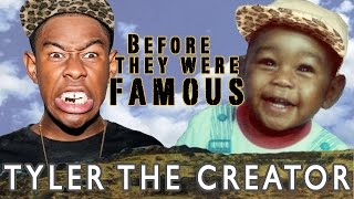 getlinkyoutube.com-Tyler The Creator - Before They Were Famous