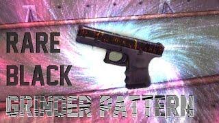 CS:GO - Rare BLACK GRINDER PATTERN