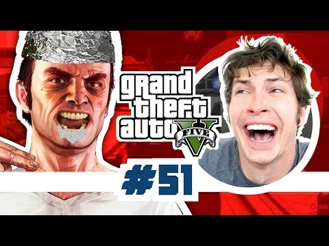 Grand Theft Auto V: TREVOR IS NUTS - Part 51
