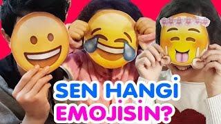 getlinkyoutube.com-Mira'nın Anneannesi Emojilerle Kendini Anlatıyor | Çocuk Videosu