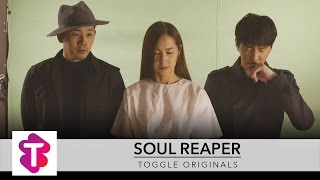 getlinkyoutube.com-Ian and Romeo explain what it's like acting with special effects (Soul Reaper 勾魂使者)