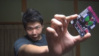 getlinkyoutube.com-仮面ライダーディケイドに変身してみーた!~第1話より~