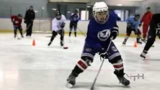 getlinkyoutube.com-iTrain Hockey - Deking Training Intensive