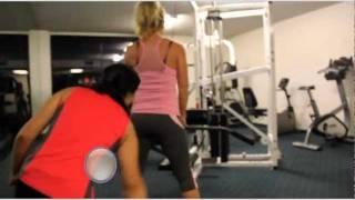 getlinkyoutube.com-Workout Coochie Shot Prank