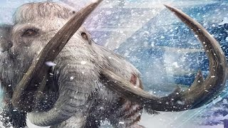 getlinkyoutube.com-Jurassic World The Game: the Woolly Mammoth - CENOZOIC Update | New Hybrid GORGOSUCHUS