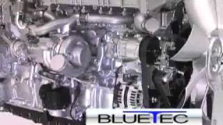 getlinkyoutube.com-Detroit Diesel SCR Bluetec DD13, DD15, DD16 Series Engines