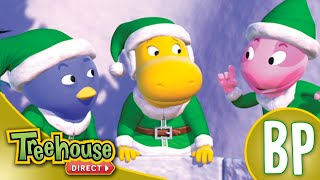 getlinkyoutube.com-Os Backyardigans: Os Superelfos Salvam o Natal - Ep.70