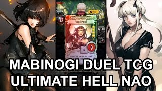 getlinkyoutube.com-Mabinogi Duel TCG PvP Ultimate Hell Gates of Nao