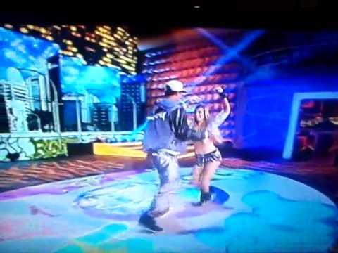 Marcelo dança dos famosos funk
